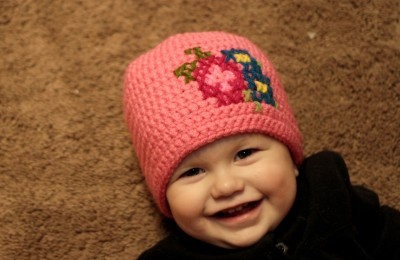 Cross Stitch Hat