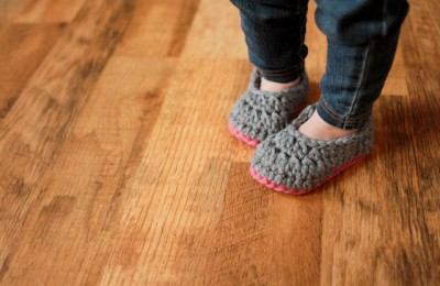 Little Oma Slippers