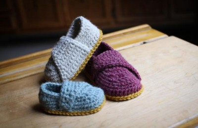 Little Wrap Slippers