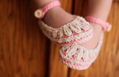 Crochet Molly Slippers