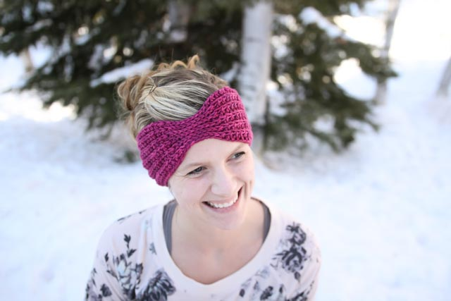 Free Crochet Pattern Headwrap : free head wrap crochet patternmamachee