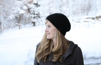 Mama's Perfect Slouch Hat