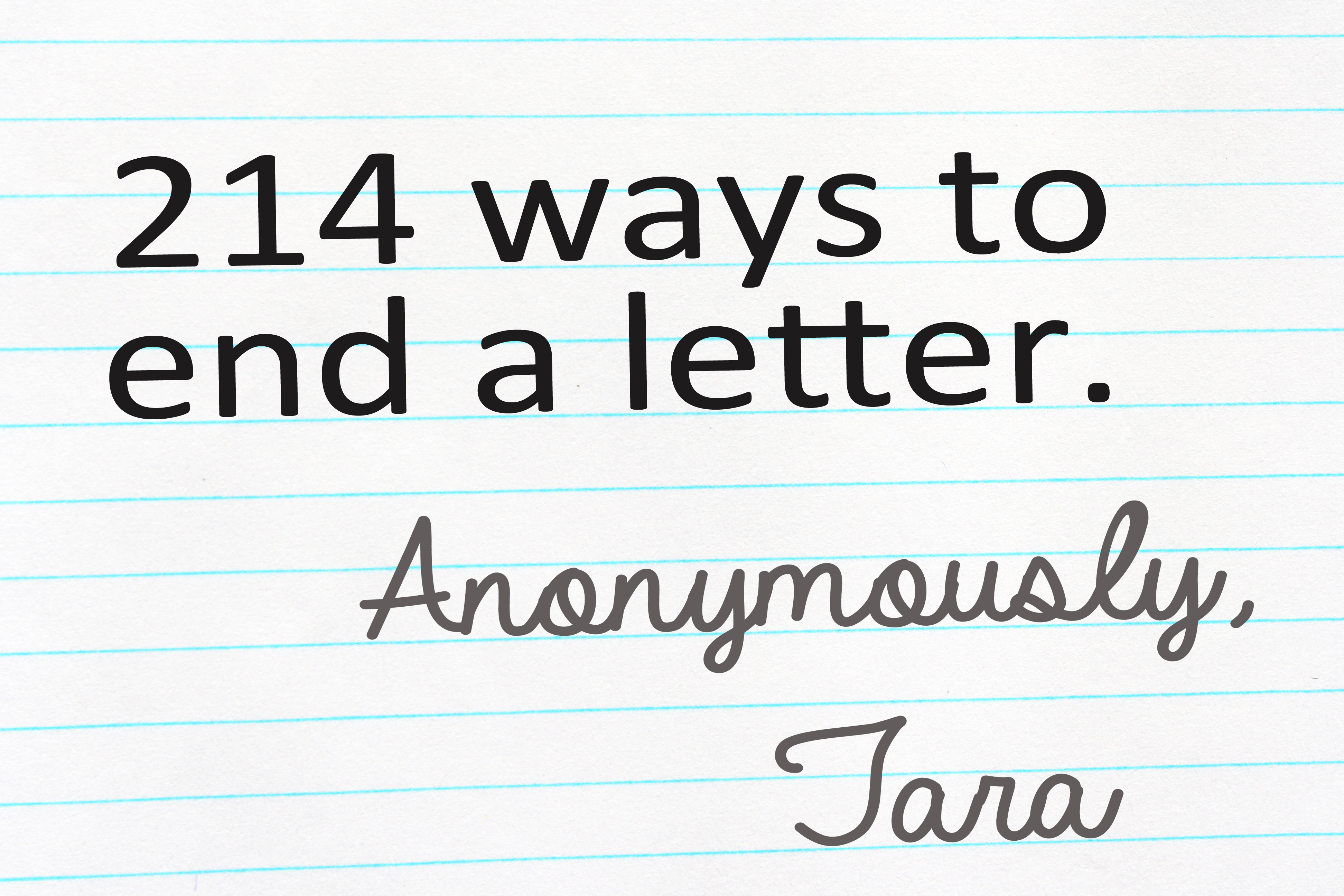 how to finish a letter informatin for letter best ways to end a letter archives mamacheemamachee