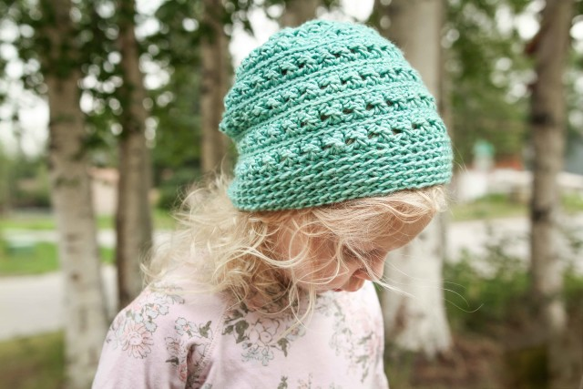 Chandi's Hat – A new crochet hat pattern!