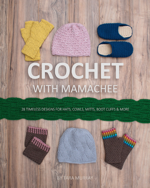 Crochet With Mamachee GIVEAWAY
